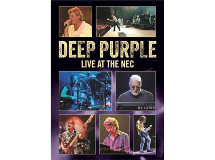 Live at the Birmingham NEC (DVD)