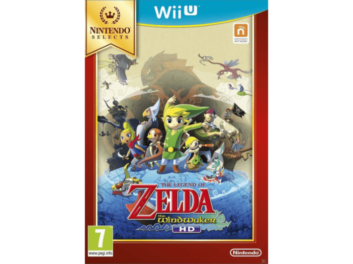 The Legend of Zelda:The Wind Waker HD Selects (Nintendo Wii U)