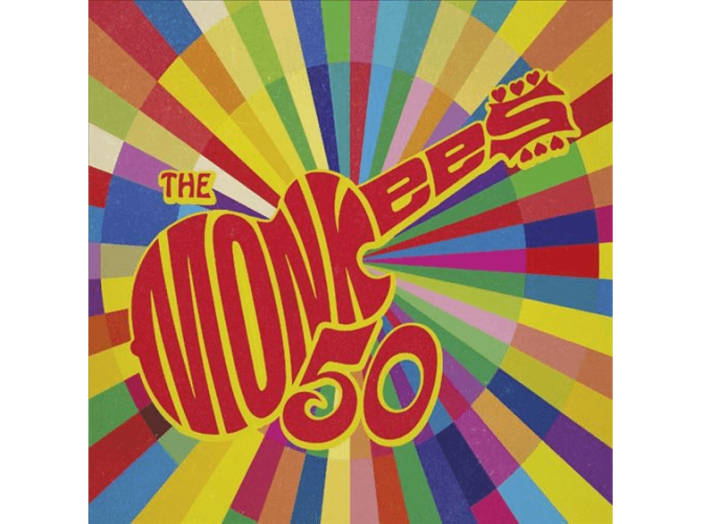The Monkees 50 (CD)