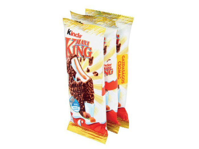Kinder Maxi King multipack
