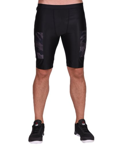 RCF COMPRESSION SHO BLACK