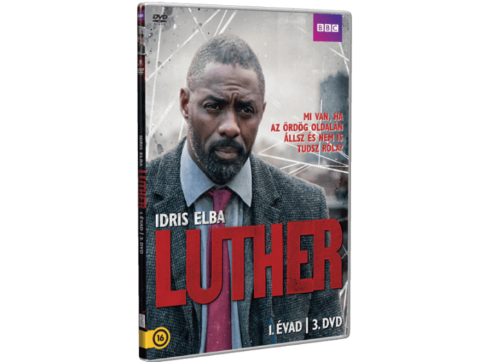 Luther - 1. évad 3. rész DVD