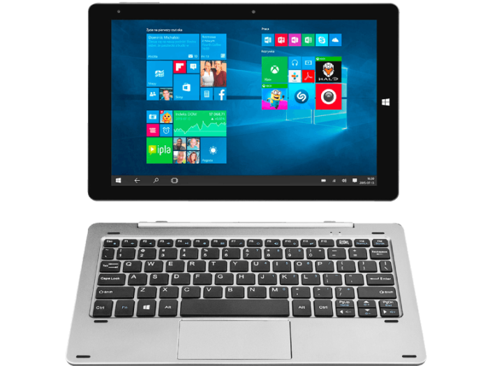 "Intelect X2 HD 2in eszköz (10,1"" IPS/Intel Atom/4GB/64GB/Windows 10)"
