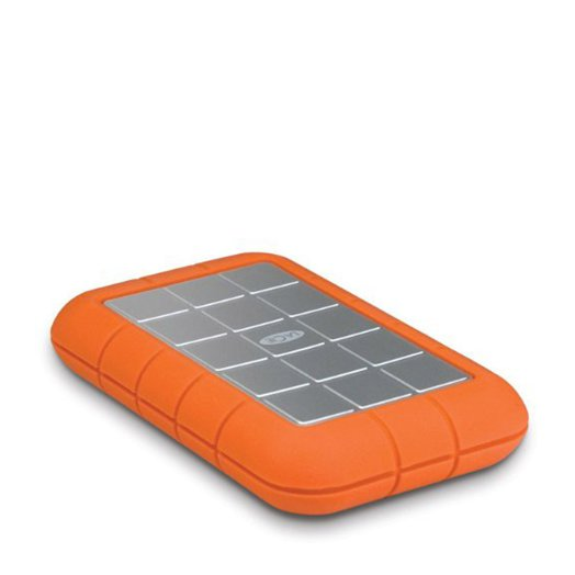 LaCie Rugged™ Triple USB 3.0 - 500GB
