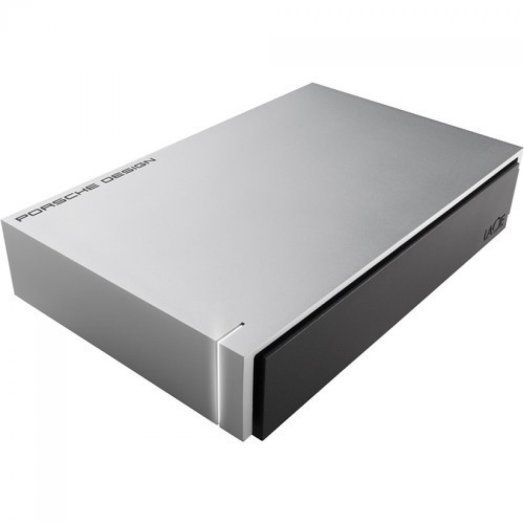 LaCie Porsche Design Desktop Drive USB 3.0 Light Grey - 3TB