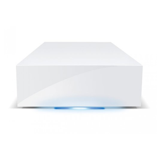 LaCie CloudBox / 4 TB / Gigabit Ethernet