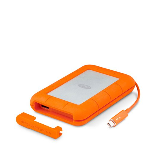 LaCie - Rugged Thunderbolt - 250GB (SSD)