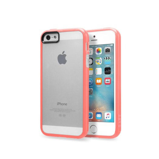 LAUT - Re-Cover iPhone 5/5s/SE tok - Rózsaszín
