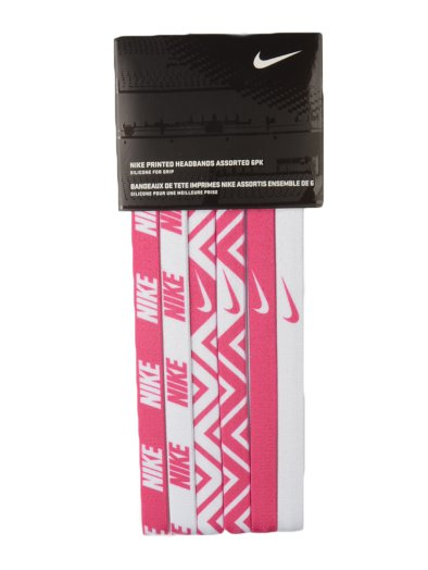 NIKE PRINTED HEADBANDS ASSORTED