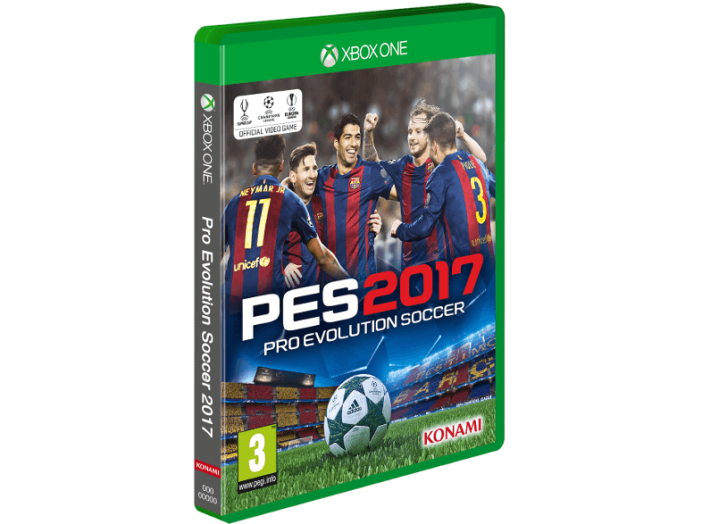 Pro Evolution Soccer 2017 (Xbox One)