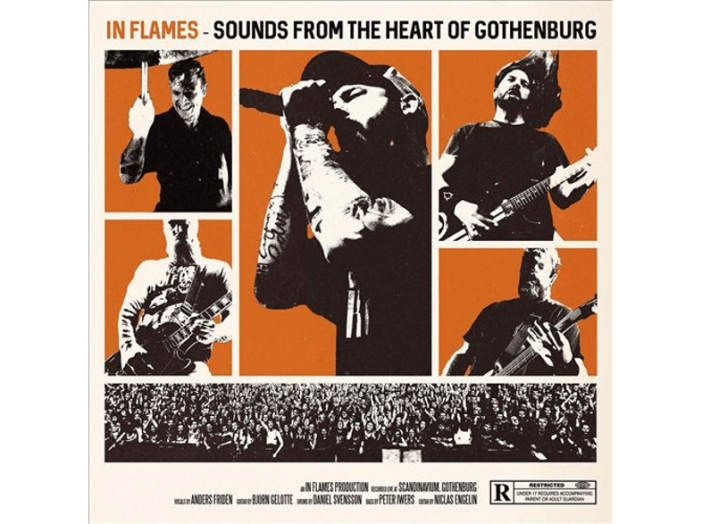 Sounds from the Heart of Gothenburg (CD)