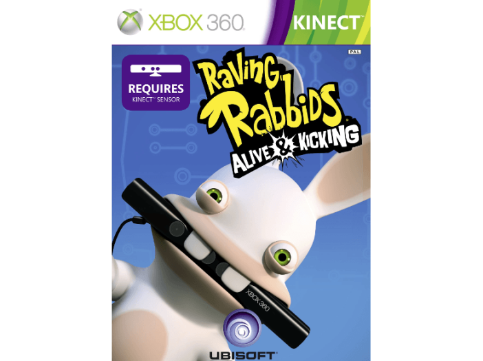 XBOX360 RAVING RABBIDS