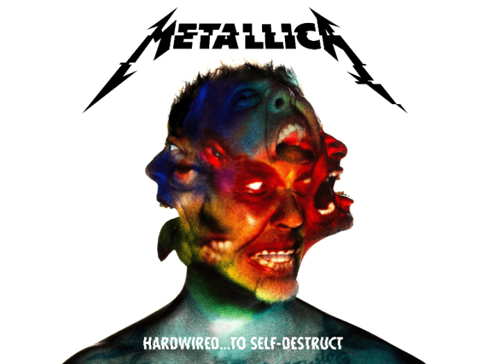 Hardwired... to Self-Destruct (Delux Edition) CD