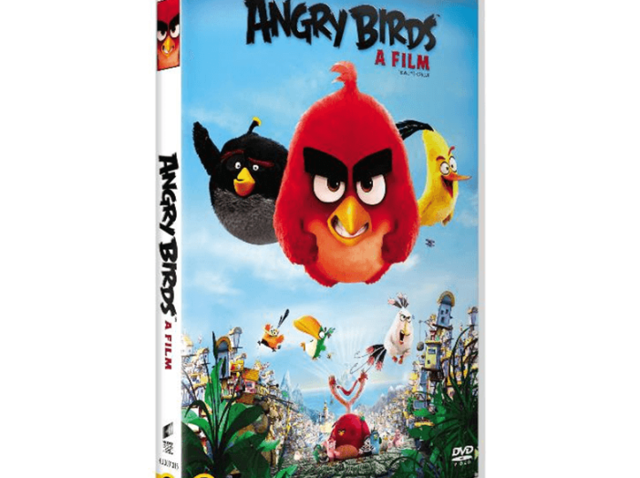 Angry Birds: A film (DVD)