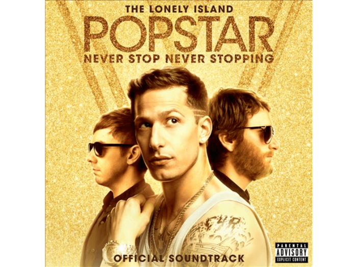 Popstar: Never Stop Never Stopping (CD)