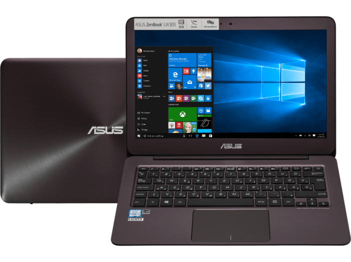 "UX305UA-FC040T notebook (13,3"" Full HD/Core i7/8GB/512GB SSD/Windows 10)"