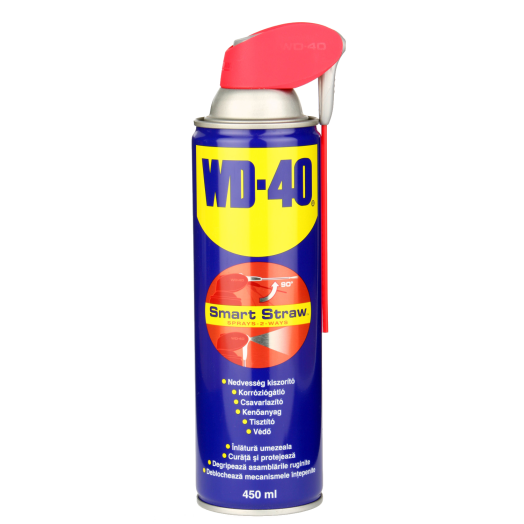 WD40 KENŐSPRAY 450 ML UNIVERZÁLIS   SMART STRAW