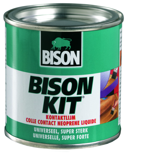 BISON KIT KONTAKT RAGASZTÓ FDB      250 ML (R:272305)