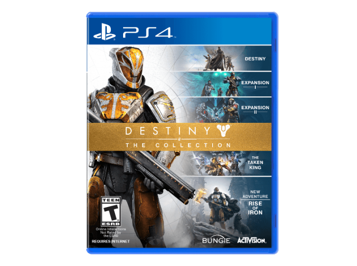 Destiny - The Complete Collection (Playstation 4)