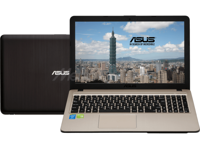 "X540LJ-XX021D notebook (15,6""/Core i3/4GB/1TB/GT920 1GB VGA/DOS)"