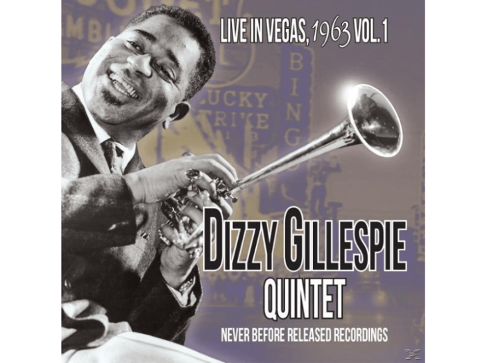 Live in Vegas 1963 Vol.1 CD