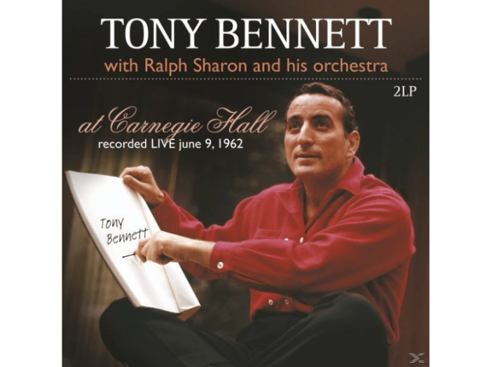 Tony Bennett at Carnegie Hall LP