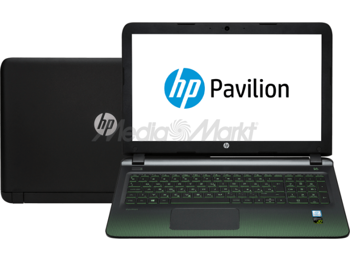 "Pavilion Gaming notebook V2G96EA (15,6"" Full HD IPS/Core i7/8GB/1TB HDD + 128GB SSD/GTX950 4GB/DOS)"