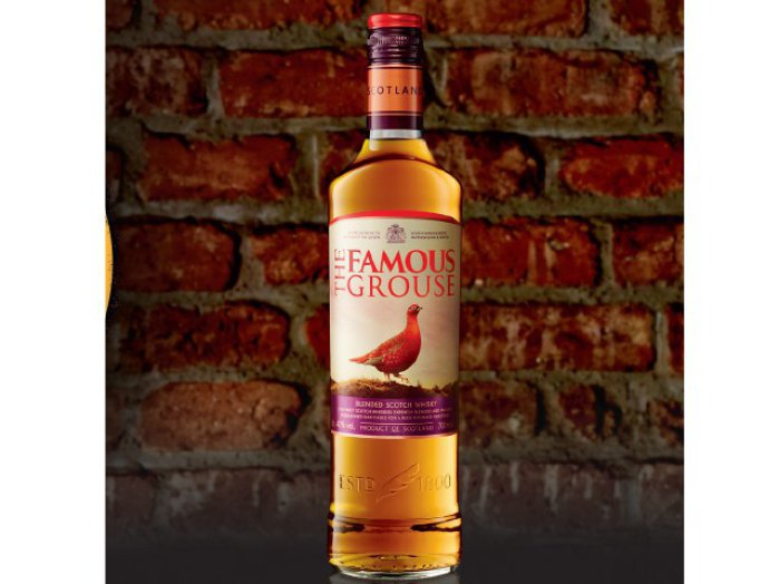 The Famous Grouse skót whisky