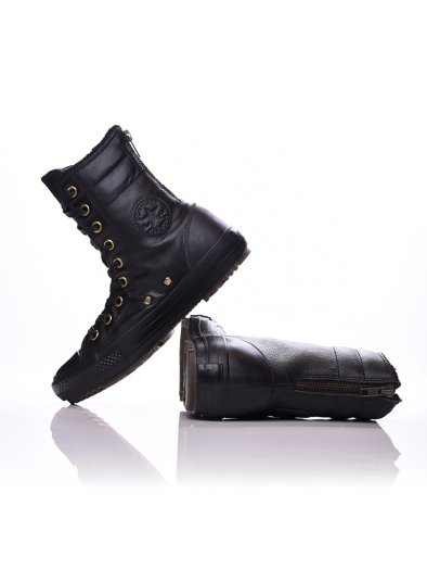 Chuck Taylor All Star Hi-Rise Boot Leath