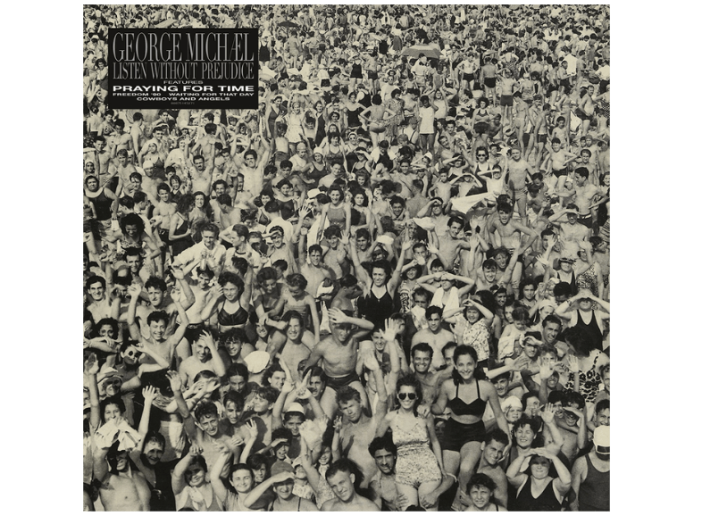 Listen Without Prejudice 25 (Remastered Edition) Vinyl LP