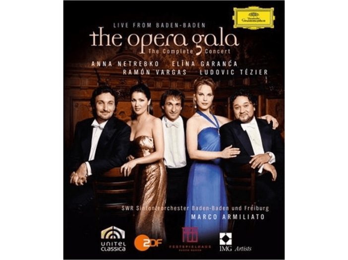 Opera Gala - Live from Baden (Blu-ray)