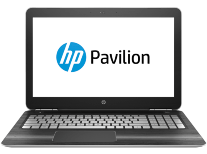 "Pavilion 15 ezüst notebook X5X89EA (15,6"" Full HD/Core i7/4GB/1TB/GTX950 2GB VGA/DOS)"