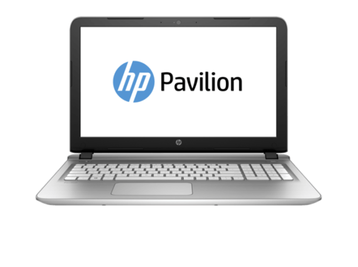 "Pavilion 15 fehér notebook V4M07EA (15,6"" Full HD/AMD A10/4GB/256GB SSD/R7 M360 2GB VGA/Windows 10)"