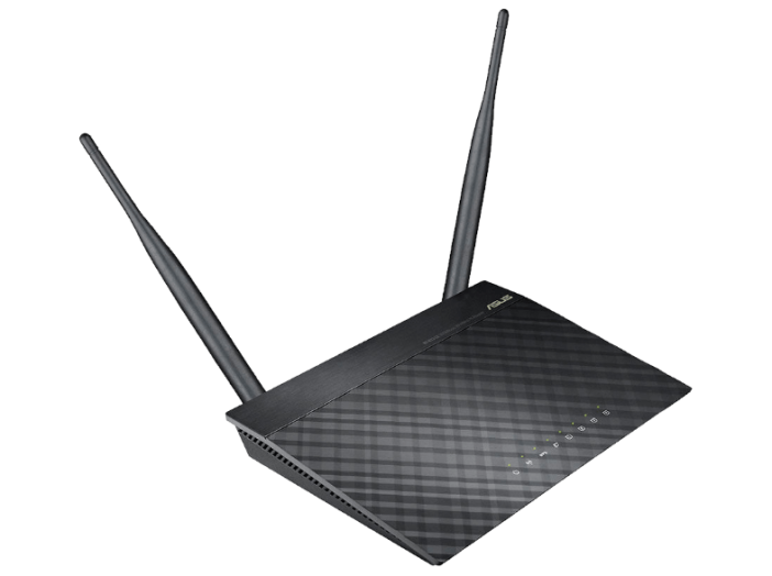 RT-N12 PLUS 300Mbps wireless router