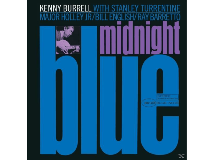 Midnight Blue (Vinyl LP (nagylemez))