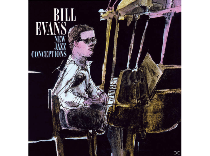 New Jazz Conceptions (CD)