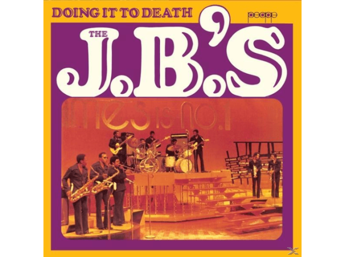 Doing It to Death (CD)