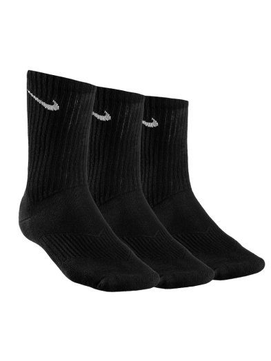 Kids Nike Cotton Cushioned Crew Sock (3