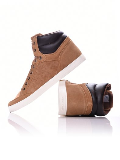 PORTALET MID CRAFT NUBUCK