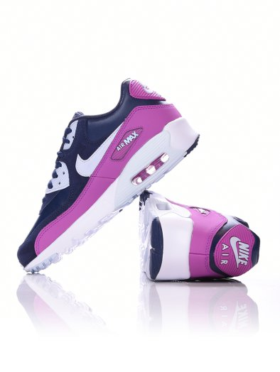 Girls Nike Air Max 90 Leather (GS)