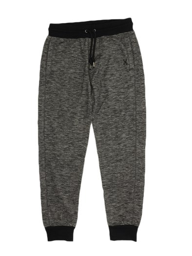 BASIC SWEAT PANT GRAY MARL
