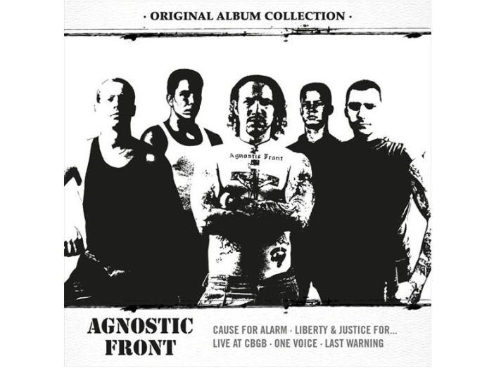 Original Album Collection (CD)