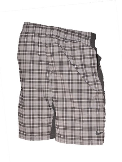 NIKE GLADIATOR 10   PLAID SHORT