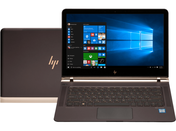 "Spectre Pro 13 notebook Y3V46EA (13,3"" Full HD IPS/Core i5/8GB/256GB SSD/Windows 10)"