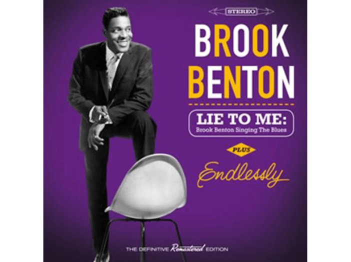 Lie To Me: Brook Benton Singing the Blues (CD)