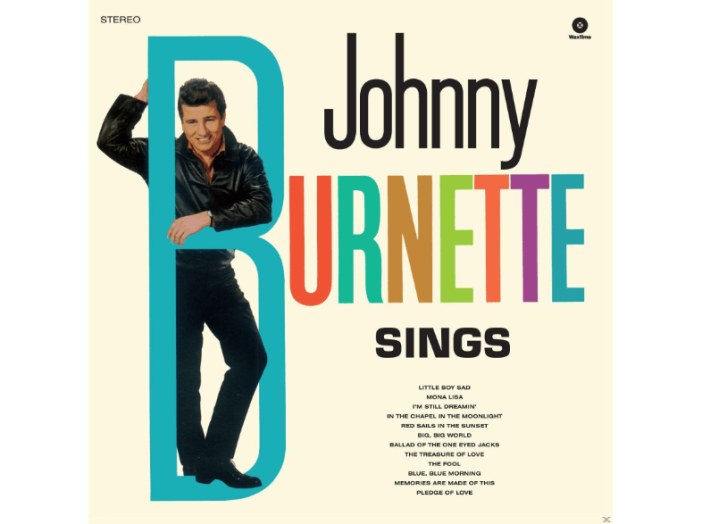Johnny Burnette Sings (Vinyl LP (nagylemez))