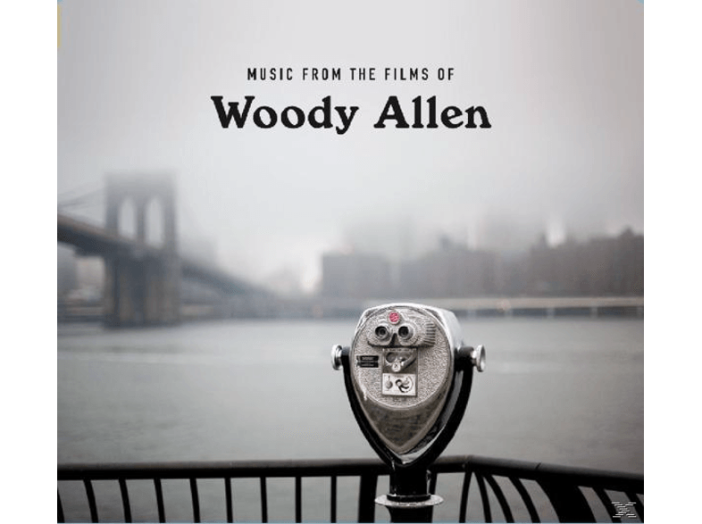 Music from the Films of Woody Allen (CD)