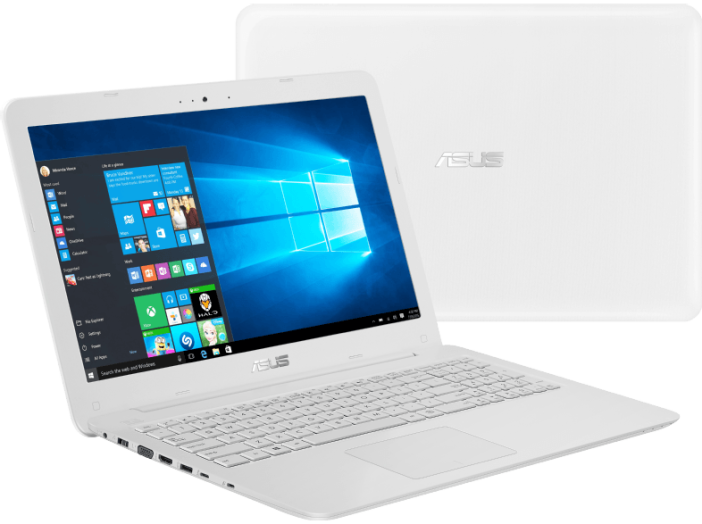 "VivoBook X556UV-XO098T fehér notebook (15,6""/Core i5/8GB/1TB/GT920MX 2GB VGA/Windows 10)"