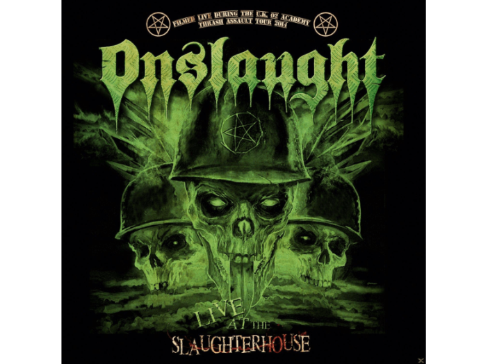 Live at The Slaughterhouse (Digipak) CD+DVD