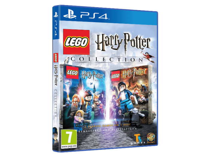 Lego Harry Potter Collection (PlayStation 4)
